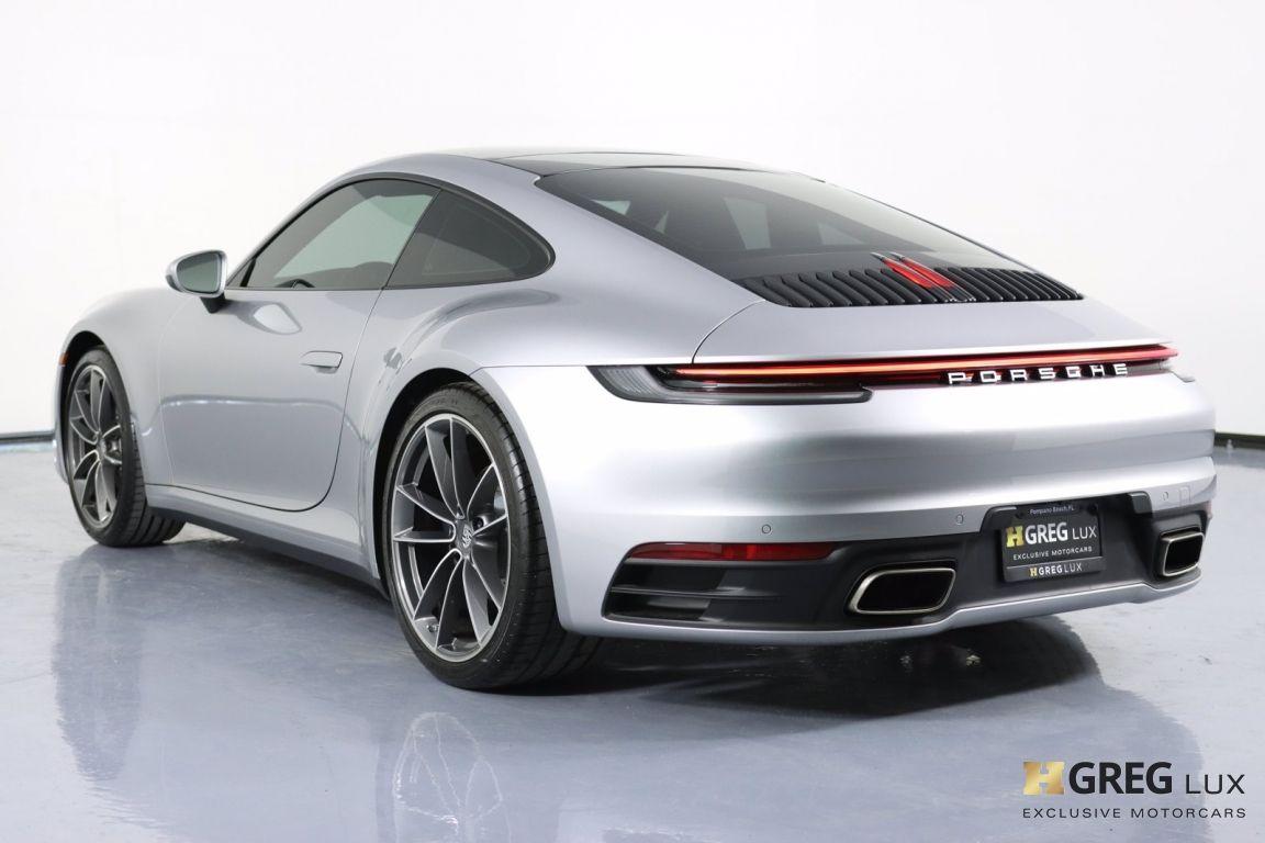 2020 Porsche 911 Carrera #23