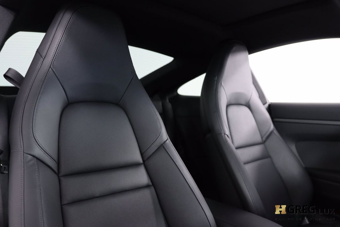 2020 Porsche 911 Carrera #34