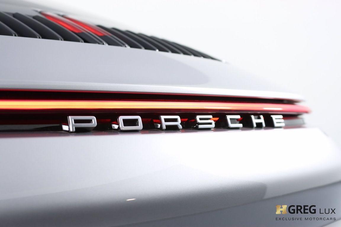 2020 Porsche 911 Carrera #21