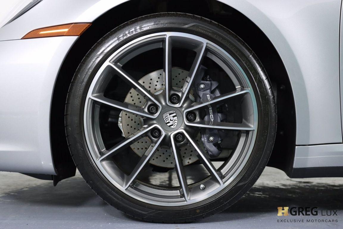 2020 Porsche 911 Carrera #26