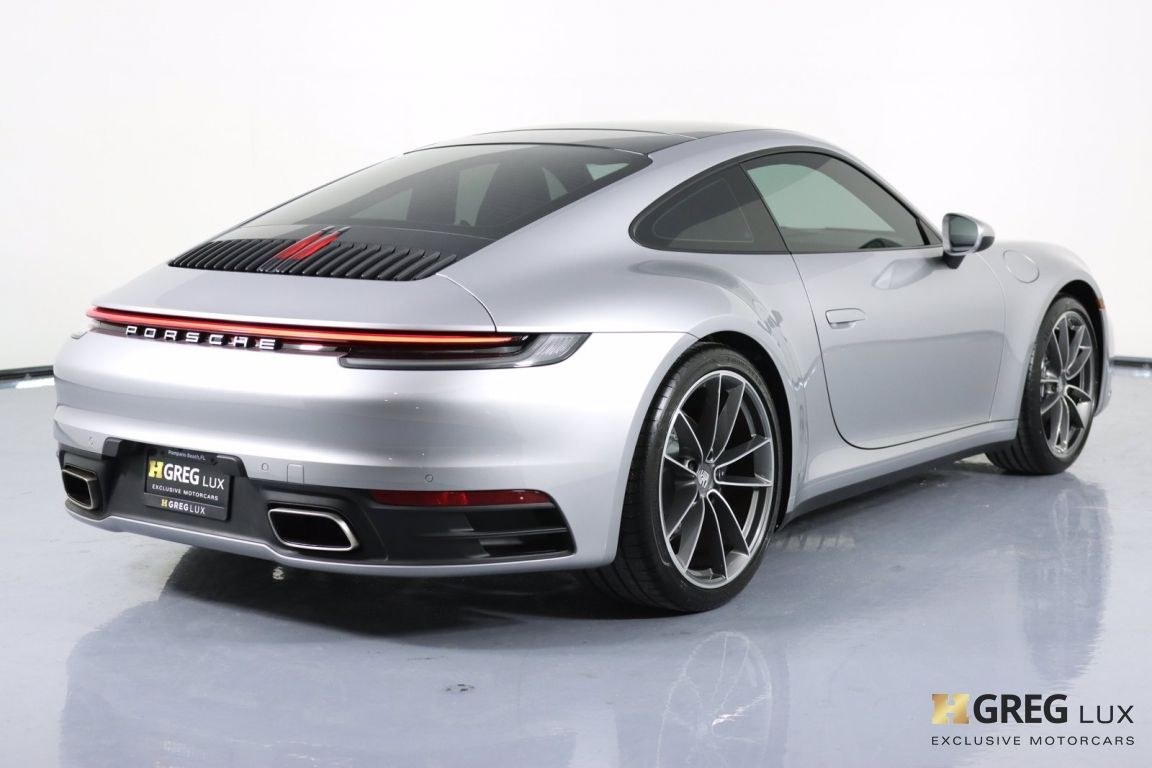 2020 Porsche 911 Carrera #17