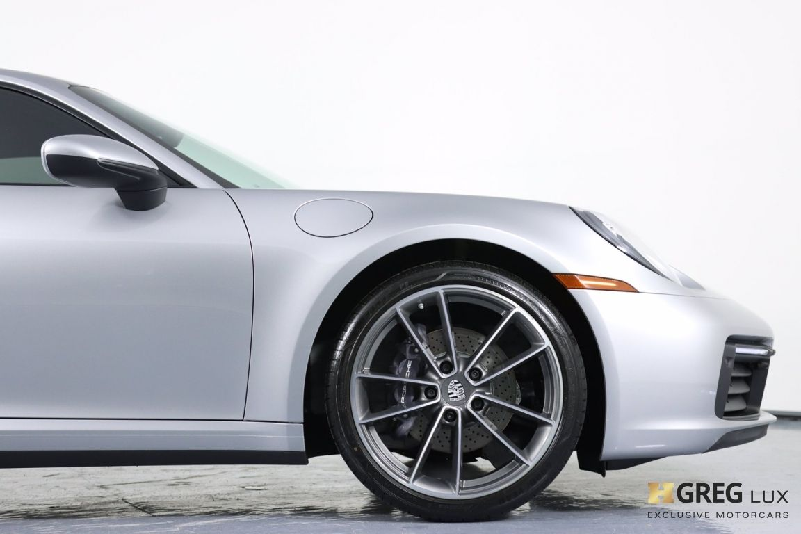 2020 Porsche 911 Carrera #11