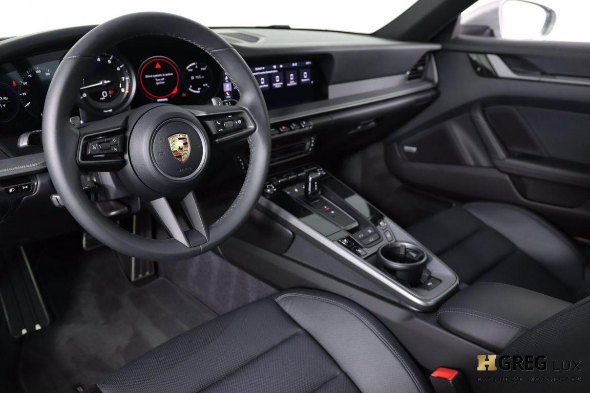2020 Porsche 911 Carrera #1