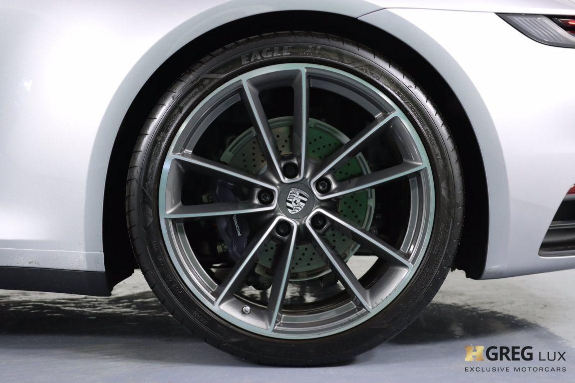 2020 Porsche 911 Carrera #29