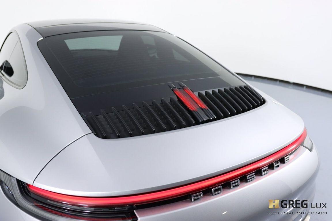2020 Porsche 911 Carrera #22