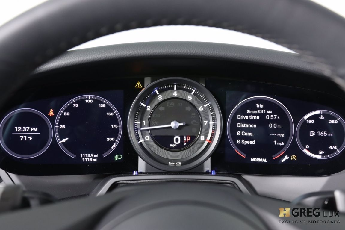 2020 Porsche 911 Carrera #53