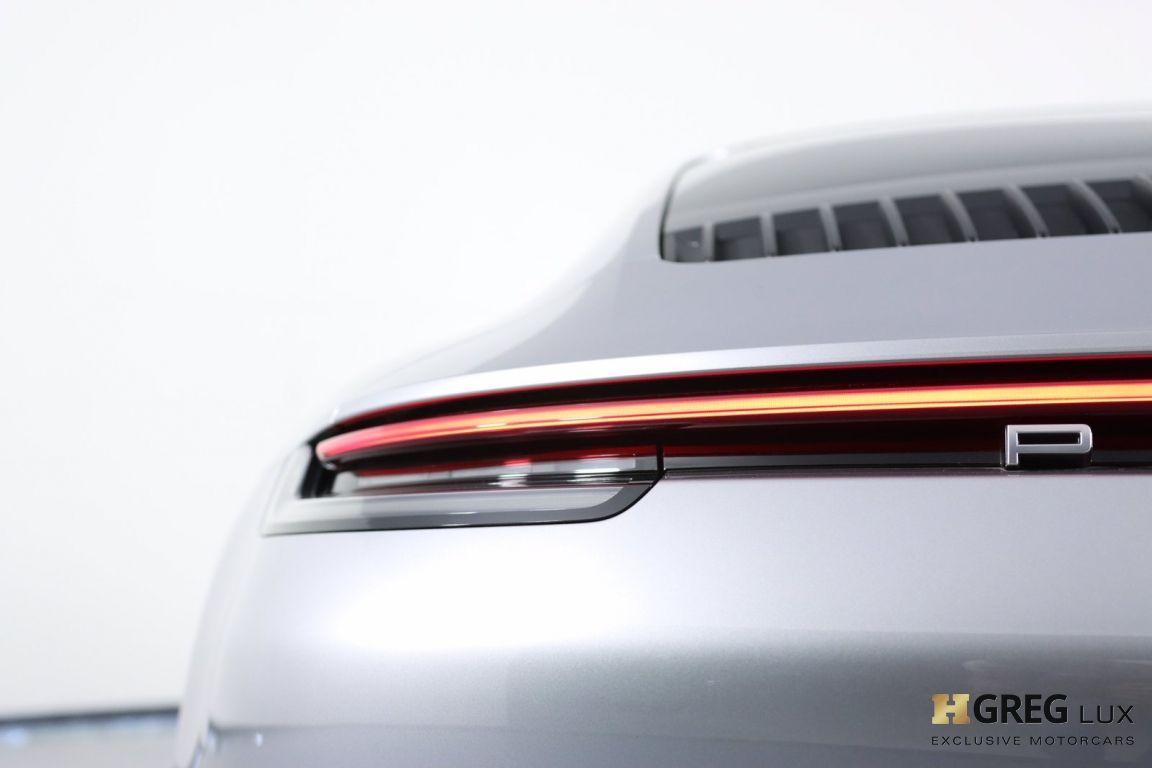 2020 Porsche 911 Carrera #19