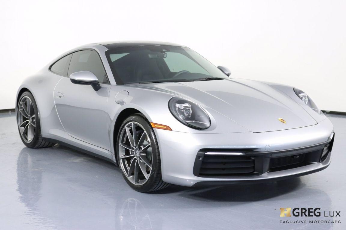 2020 Porsche 911 Carrera #9