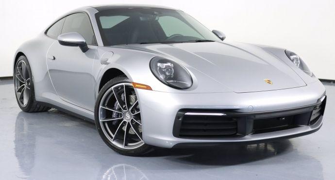 2020 Porsche 911 Carrera #0