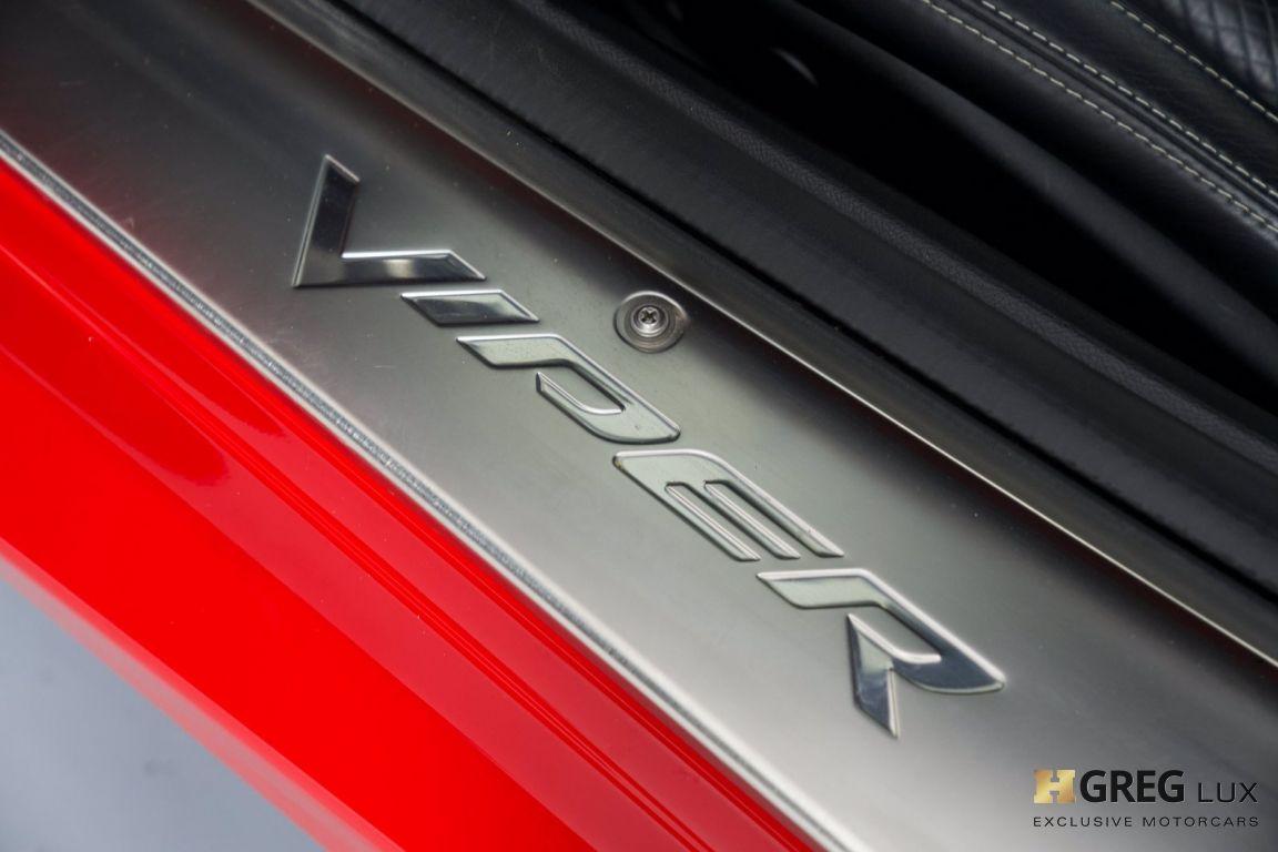 2014 Dodge SRT Viper GTS #36