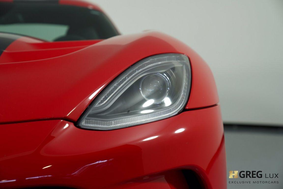 2014 Dodge SRT Viper GTS #5