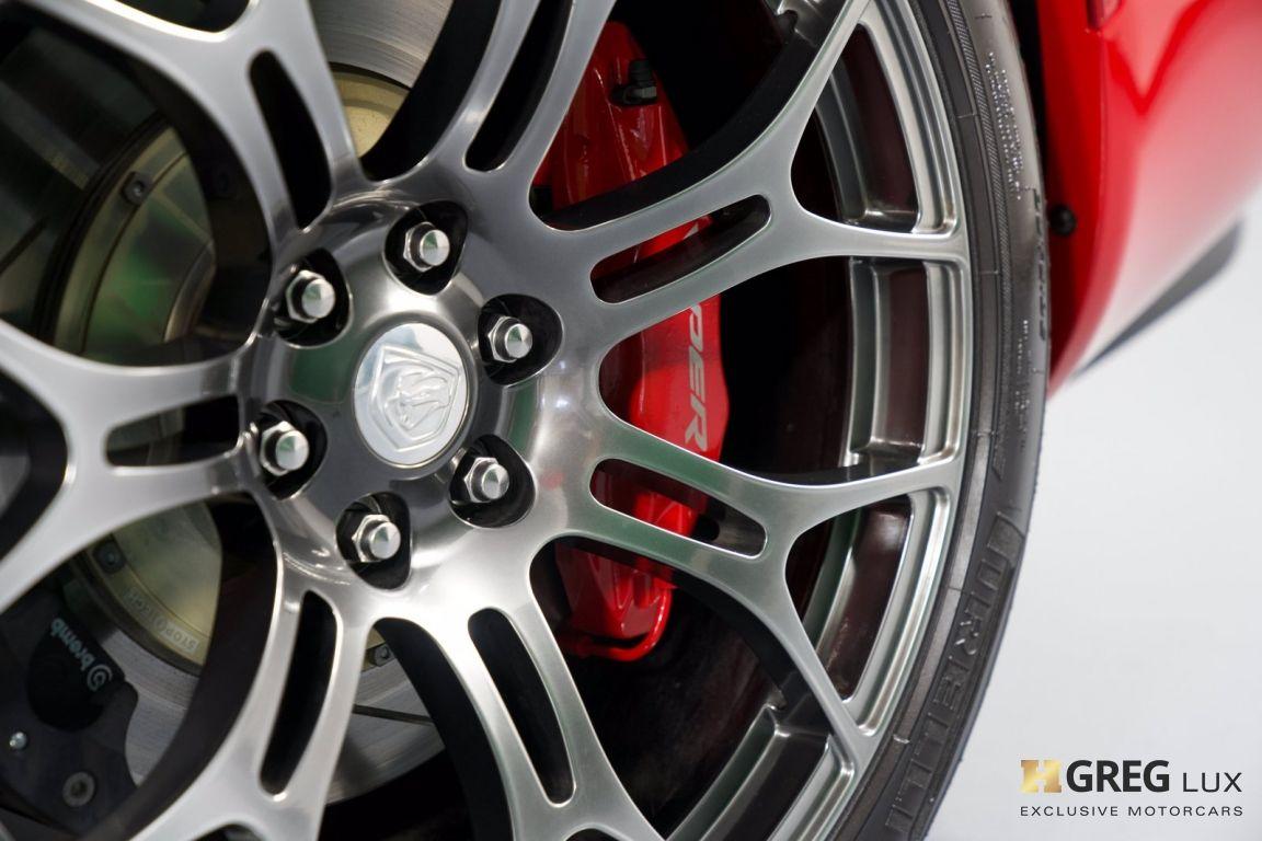 2014 Dodge SRT Viper GTS #26