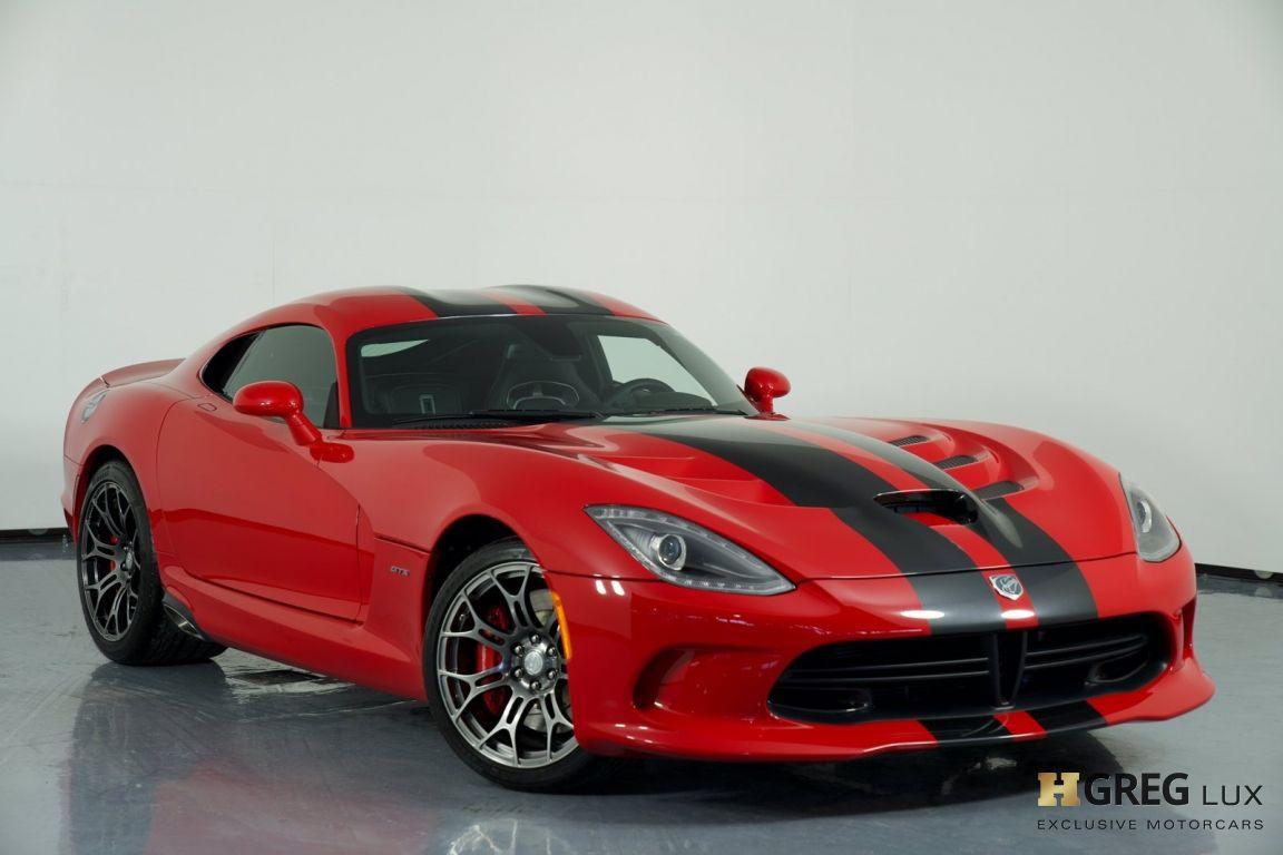 2014 Dodge SRT Viper GTS #0