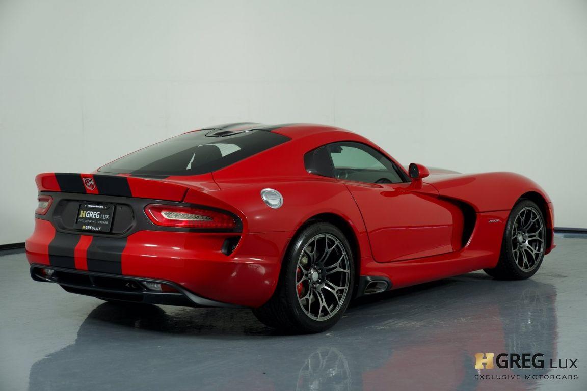 2014 Dodge SRT Viper GTS #13