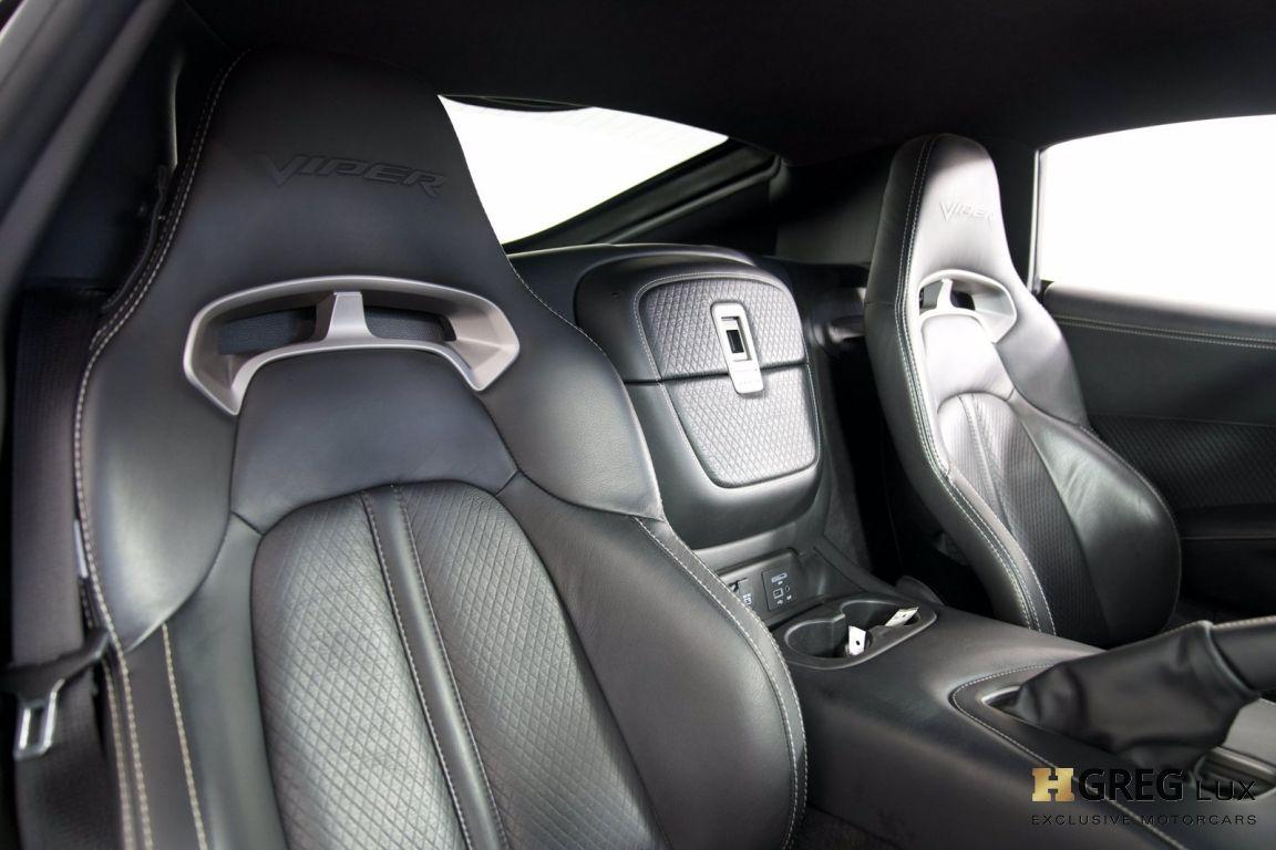 2014 Dodge SRT Viper GTS #31