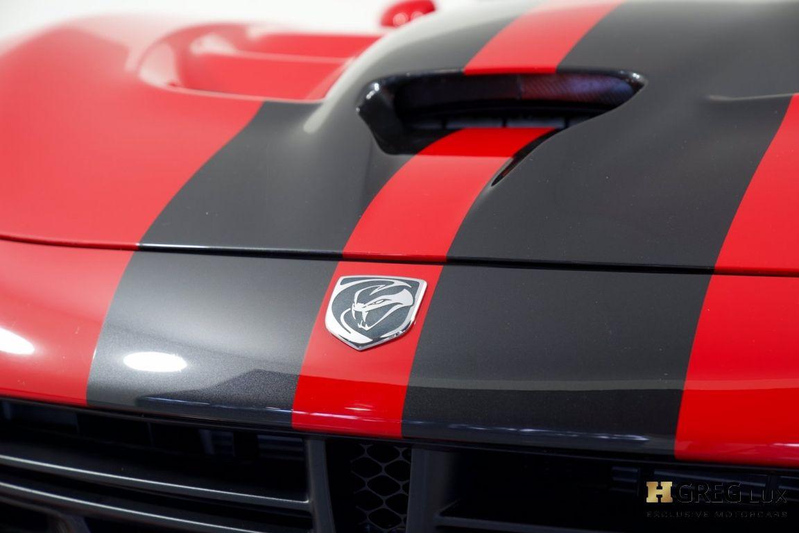 2014 Dodge SRT Viper GTS #6