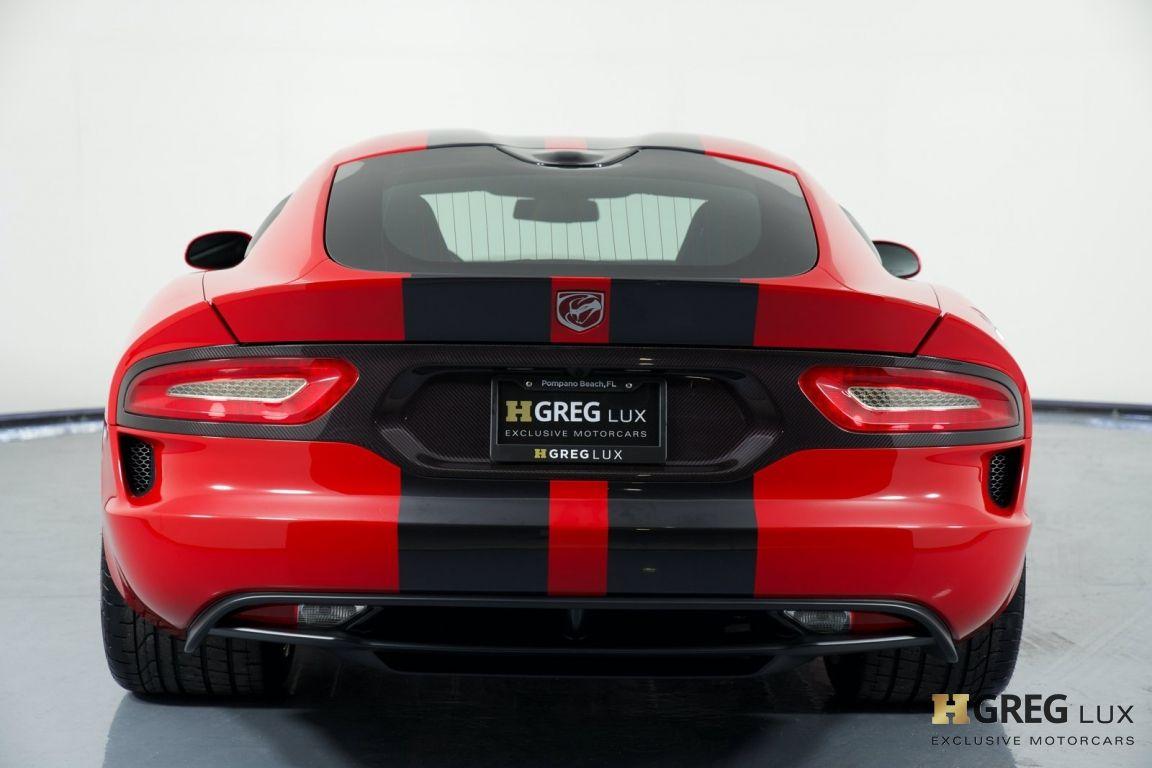 2014 Dodge SRT Viper GTS #14