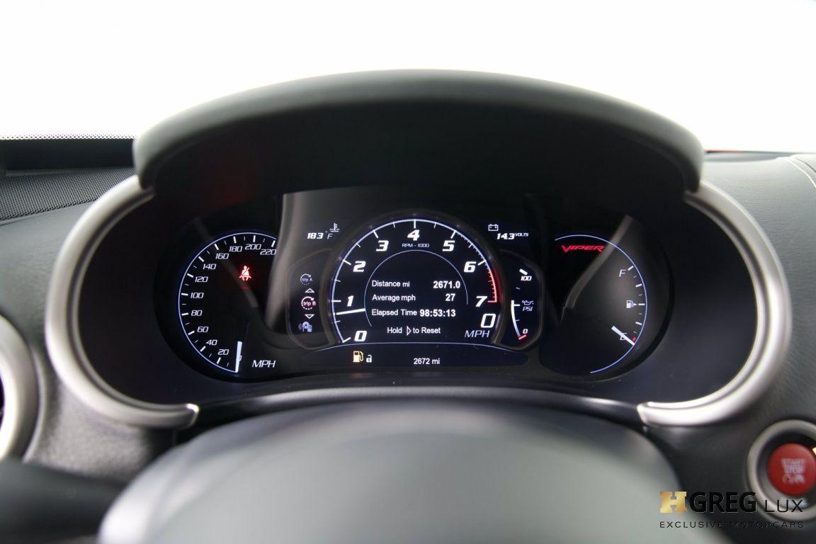 2014 Dodge SRT Viper GTS #39