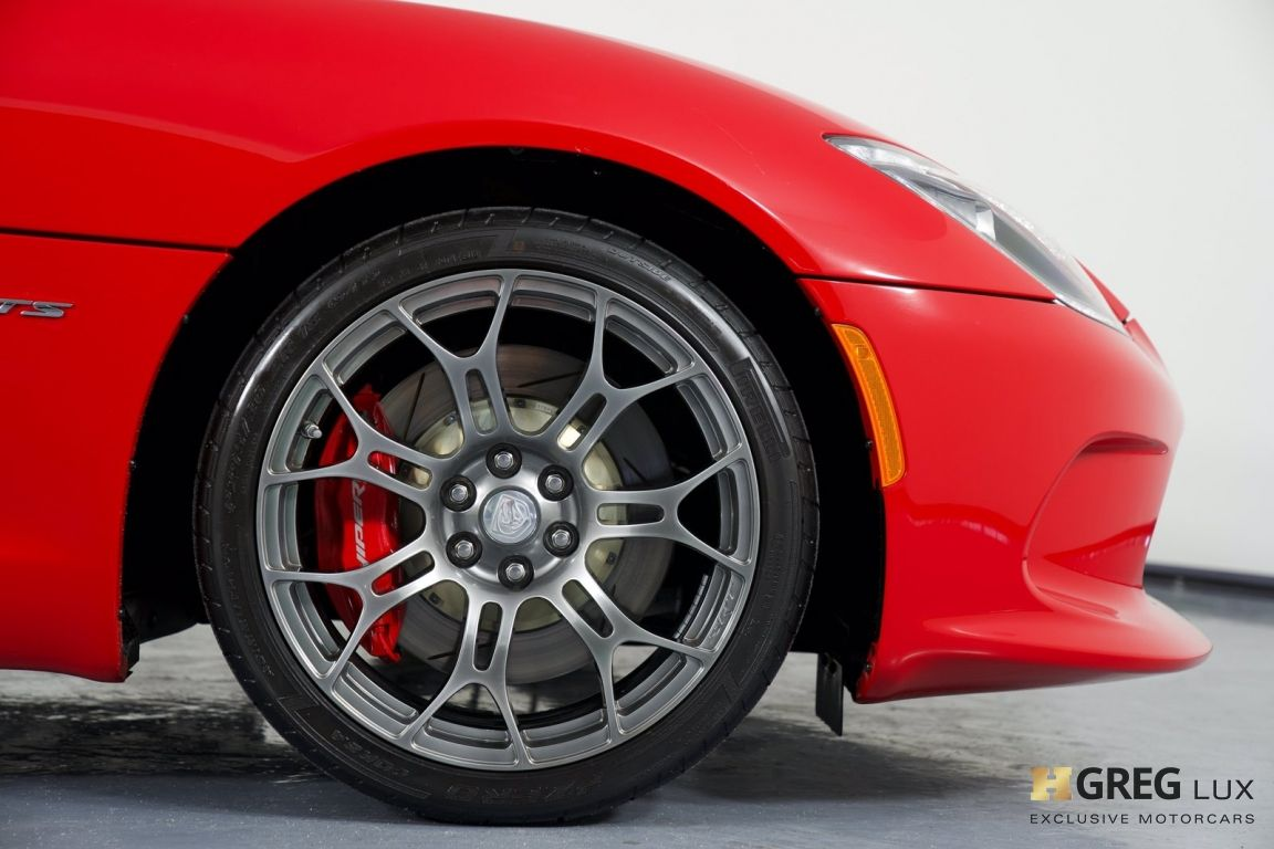 2014 Dodge SRT Viper GTS #9