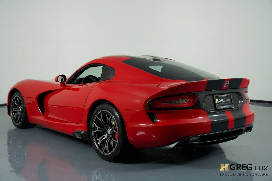 2014 Dodge SRT Viper GTS #20