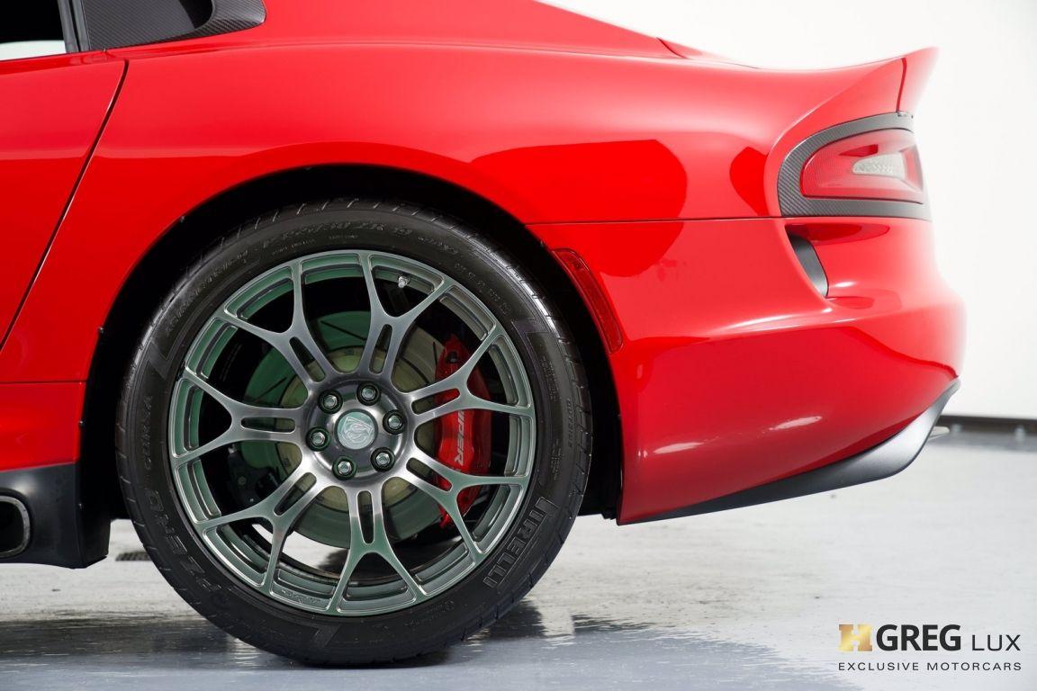 2014 Dodge SRT Viper GTS #23