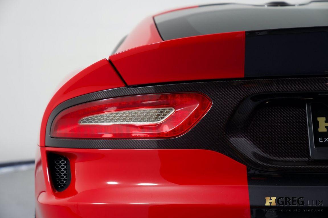 2014 Dodge SRT Viper GTS #15