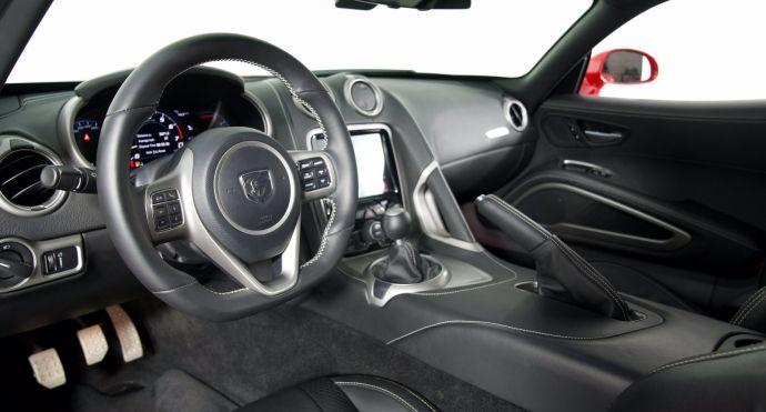 2014 Dodge SRT Viper GTS #1