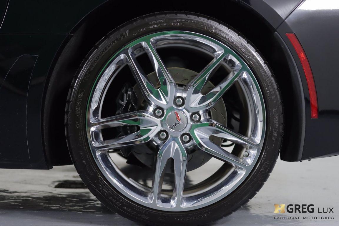 2019 Chevrolet Corvette Z51 3LT #25