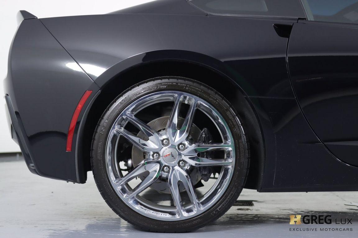 2019 Chevrolet Corvette Z51 3LT #13
