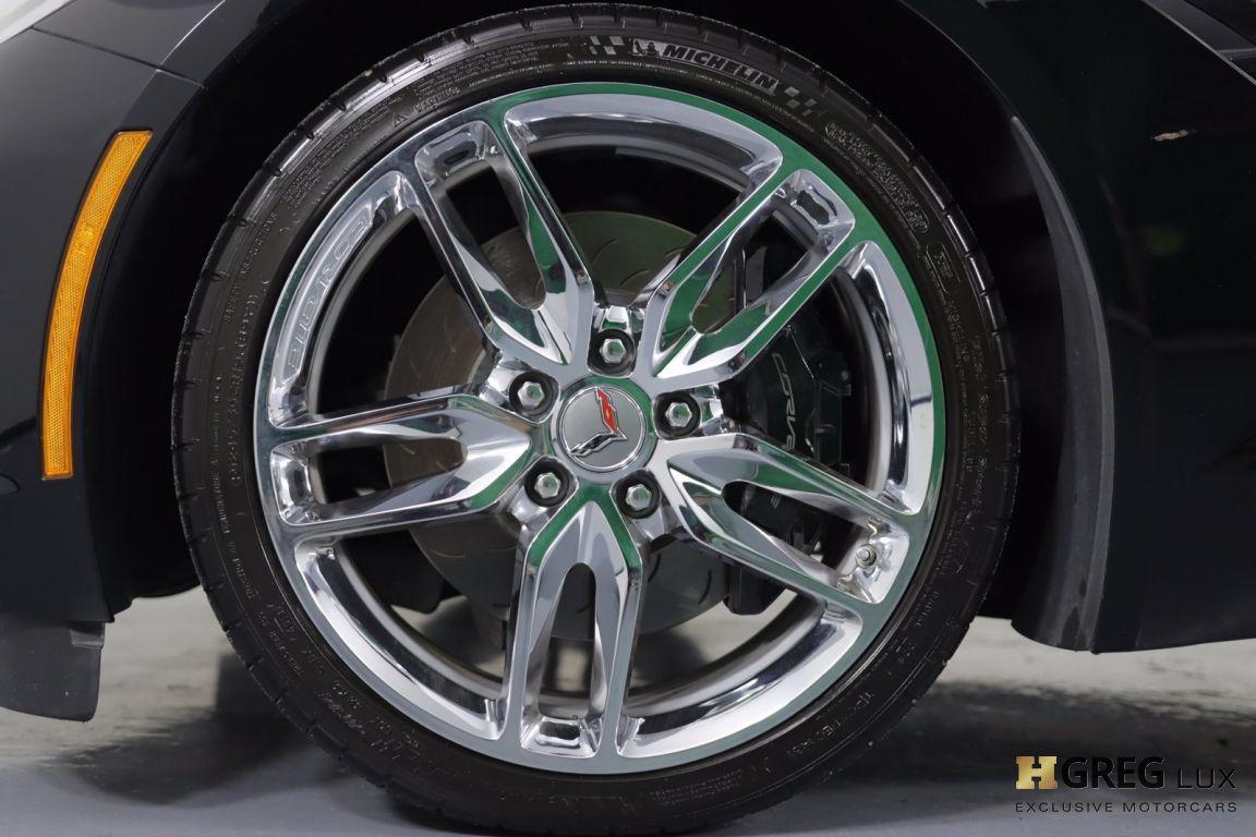 2019 Chevrolet Corvette Z51 3LT #23