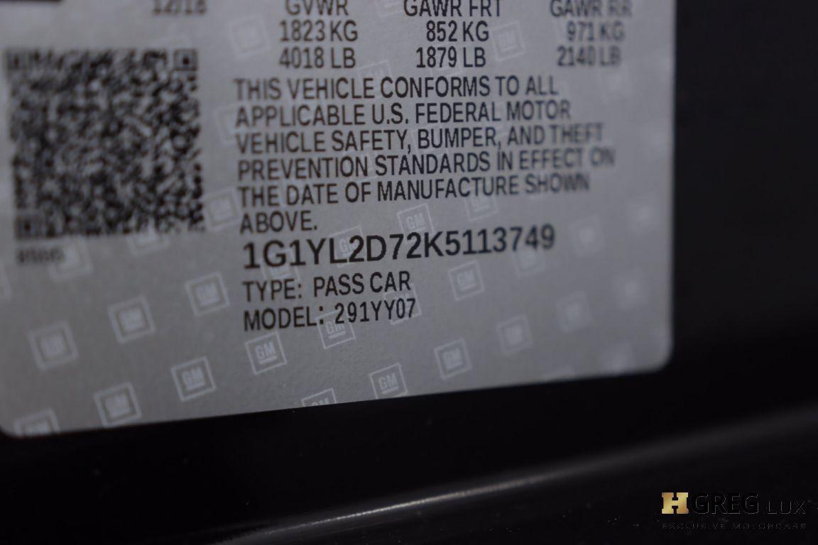 2019 Chevrolet Corvette Z51 3LT #46