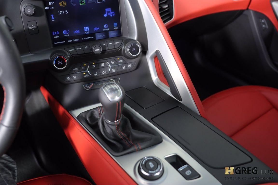 2019 Chevrolet Corvette Z51 3LT #36