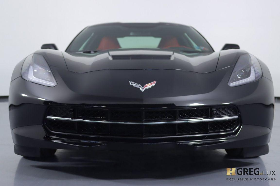 2019 Chevrolet Corvette Z51 3LT #3