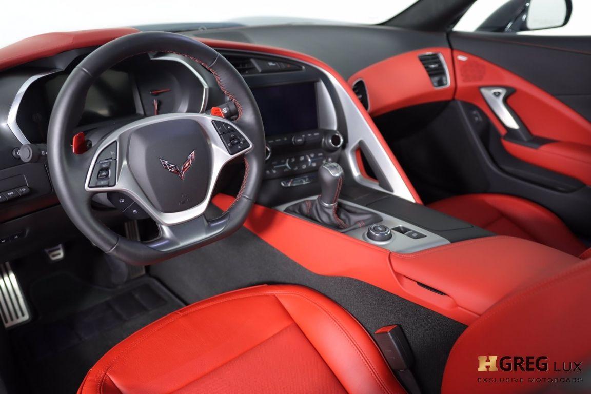 2019 Chevrolet Corvette Z51 3LT #1