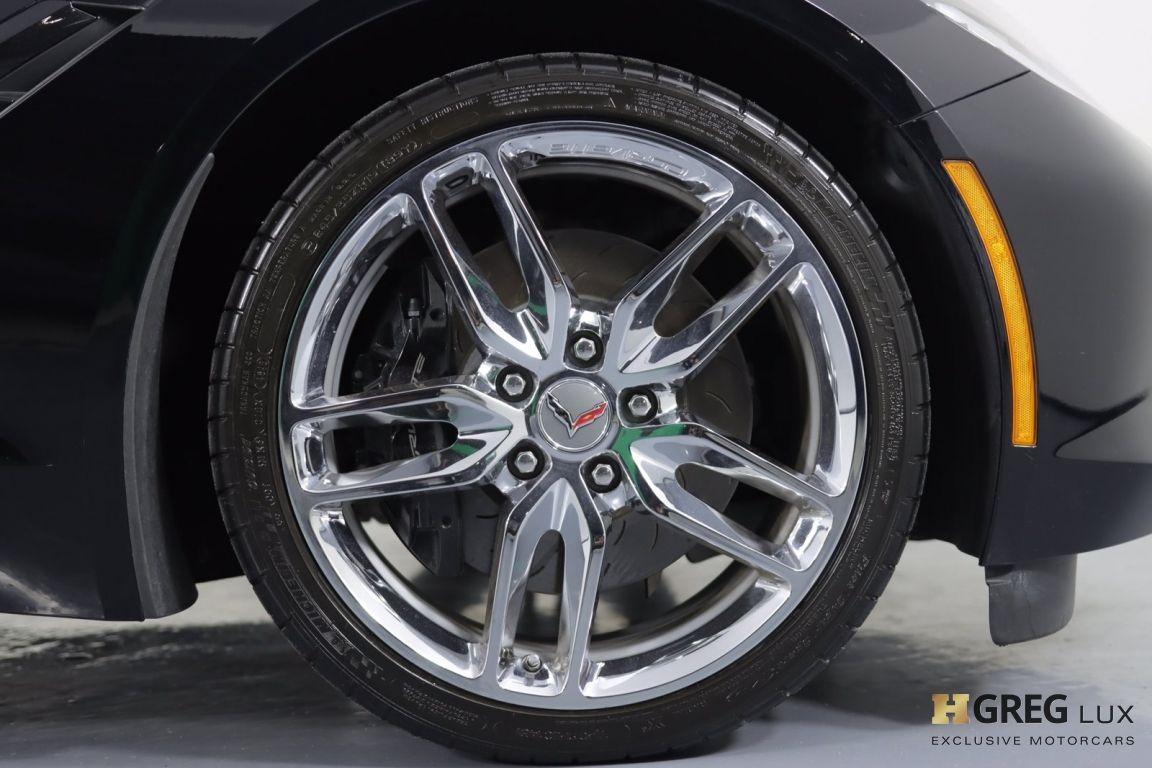 2019 Chevrolet Corvette Z51 3LT #12
