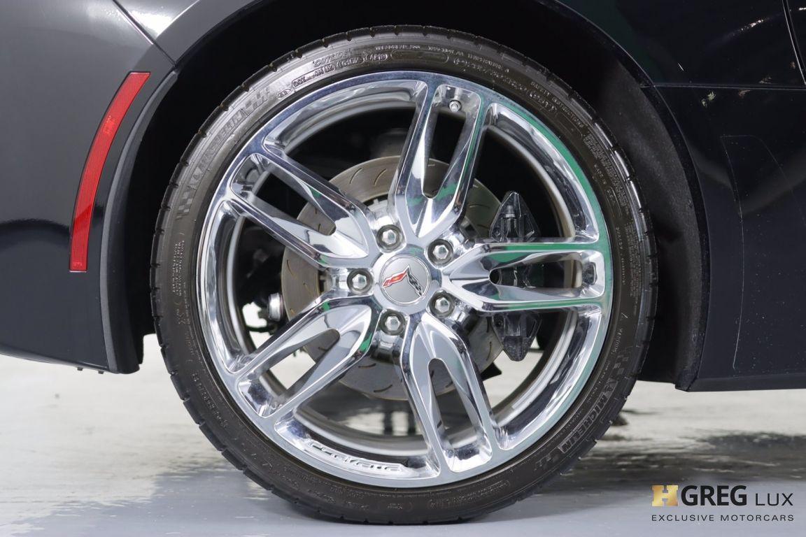 2019 Chevrolet Corvette Z51 3LT #14