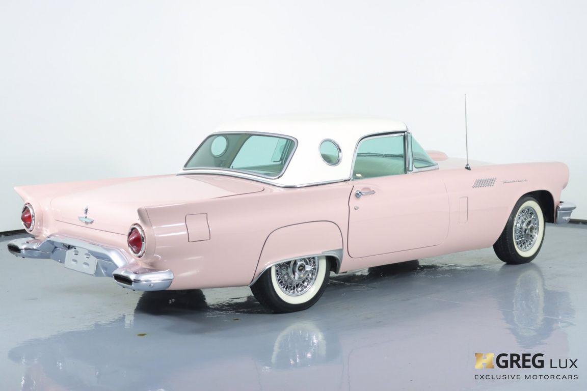 1957 Ford Thunderbird  #15