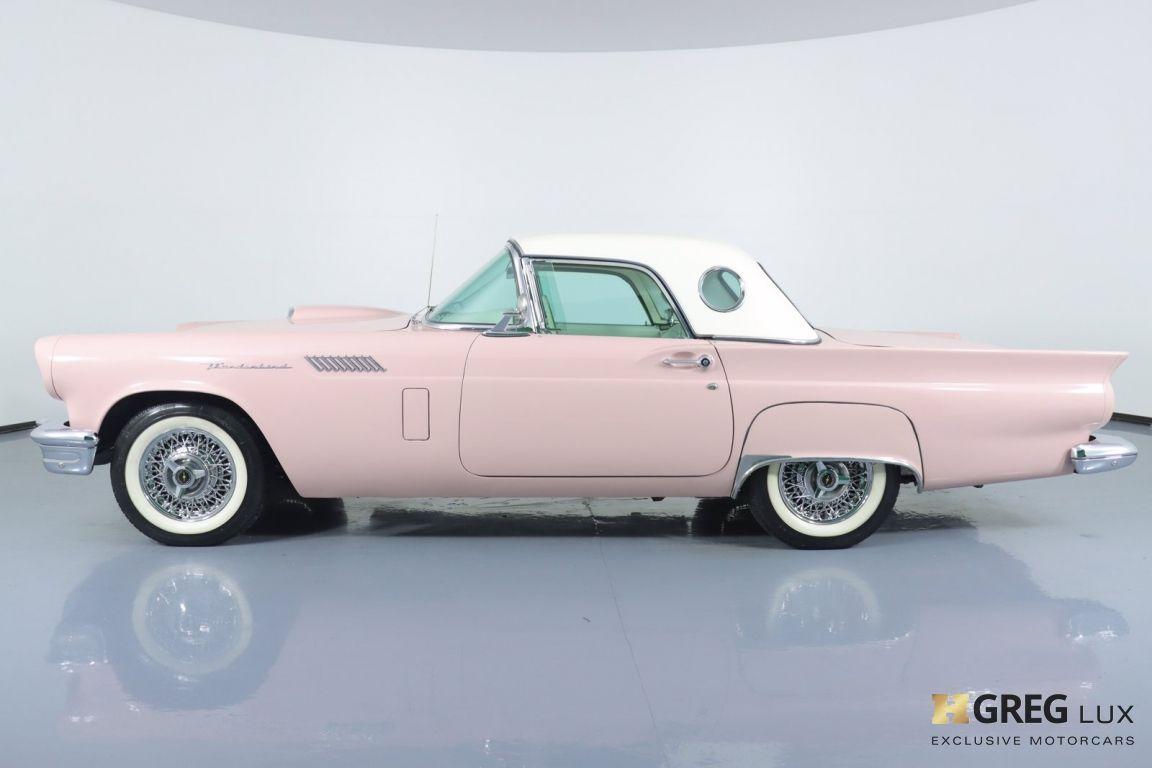 1957 Ford Thunderbird  #21