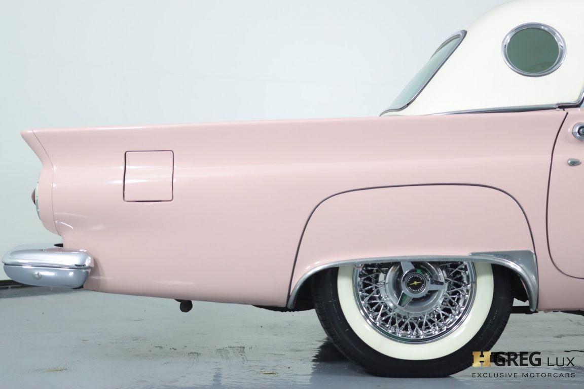 1957 Ford Thunderbird  #13