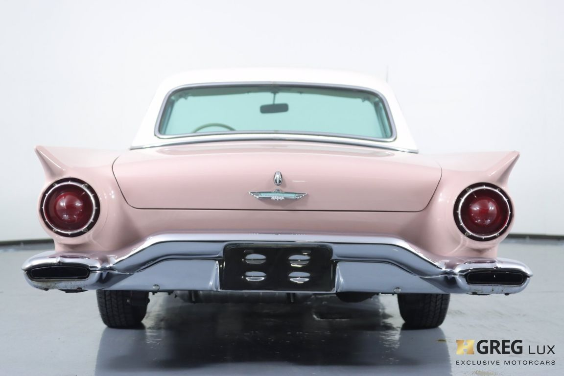 1957 Ford Thunderbird  #16
