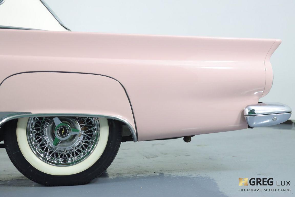 1957 Ford Thunderbird  #24