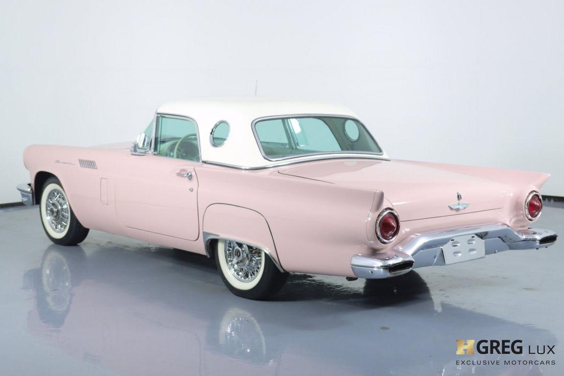 1957 Ford Thunderbird  #20