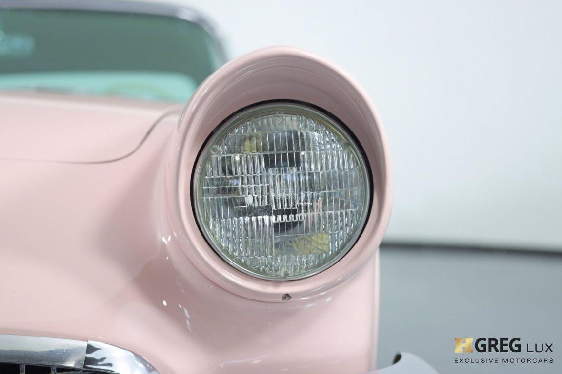 1957 Ford Thunderbird  #5