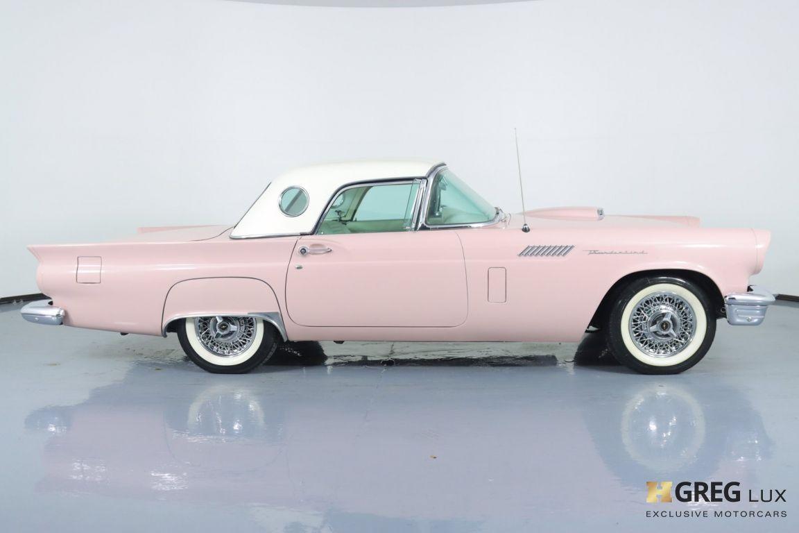 1957 Ford Thunderbird  #10
