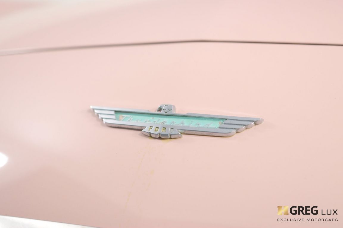 1957 Ford Thunderbird  #6