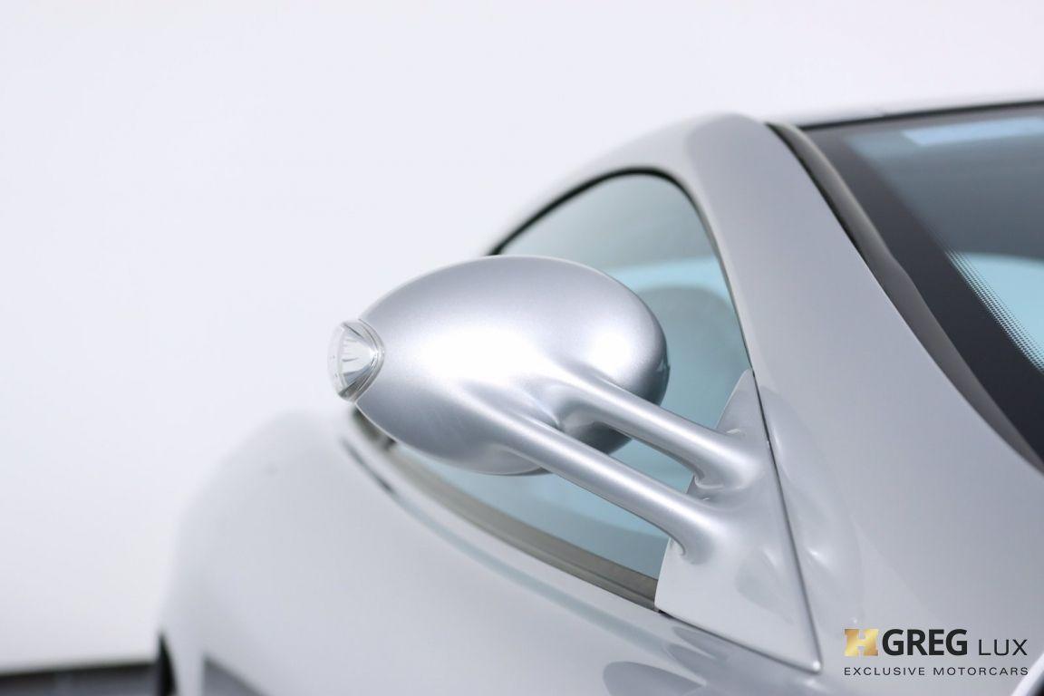2006 Mercedes Benz SLR McLaren  #8