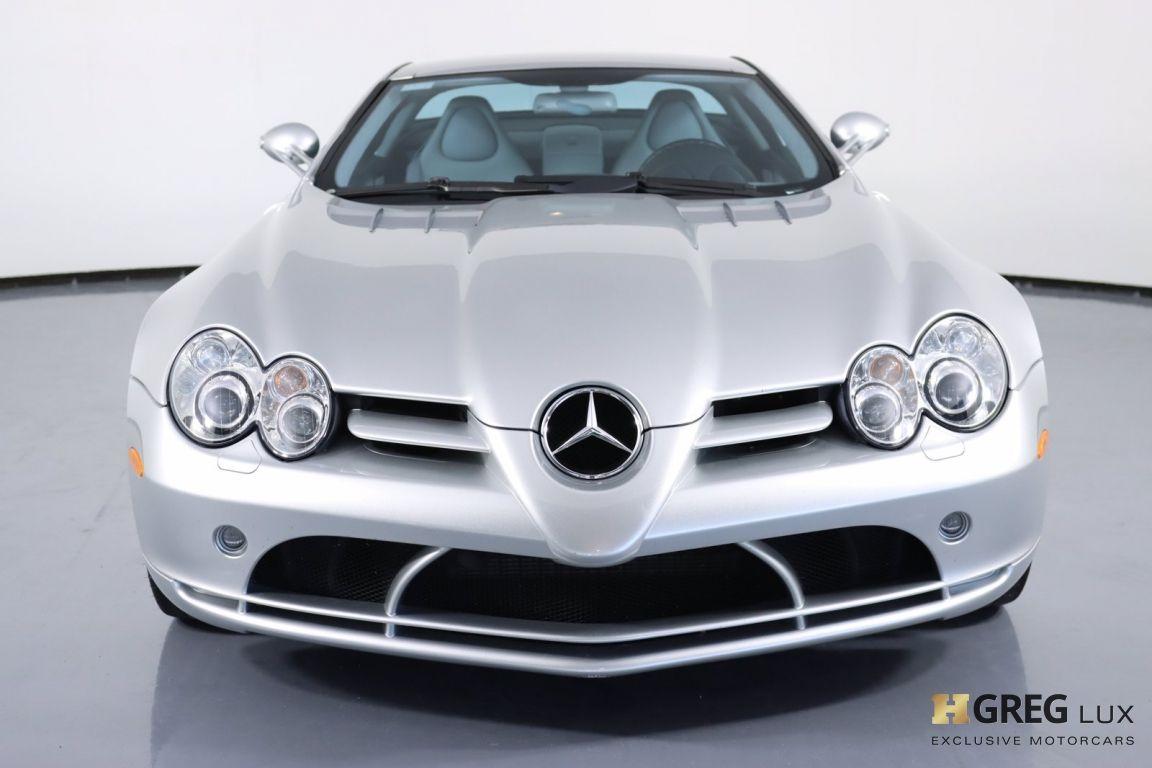 2006 Mercedes Benz SLR McLaren  #4