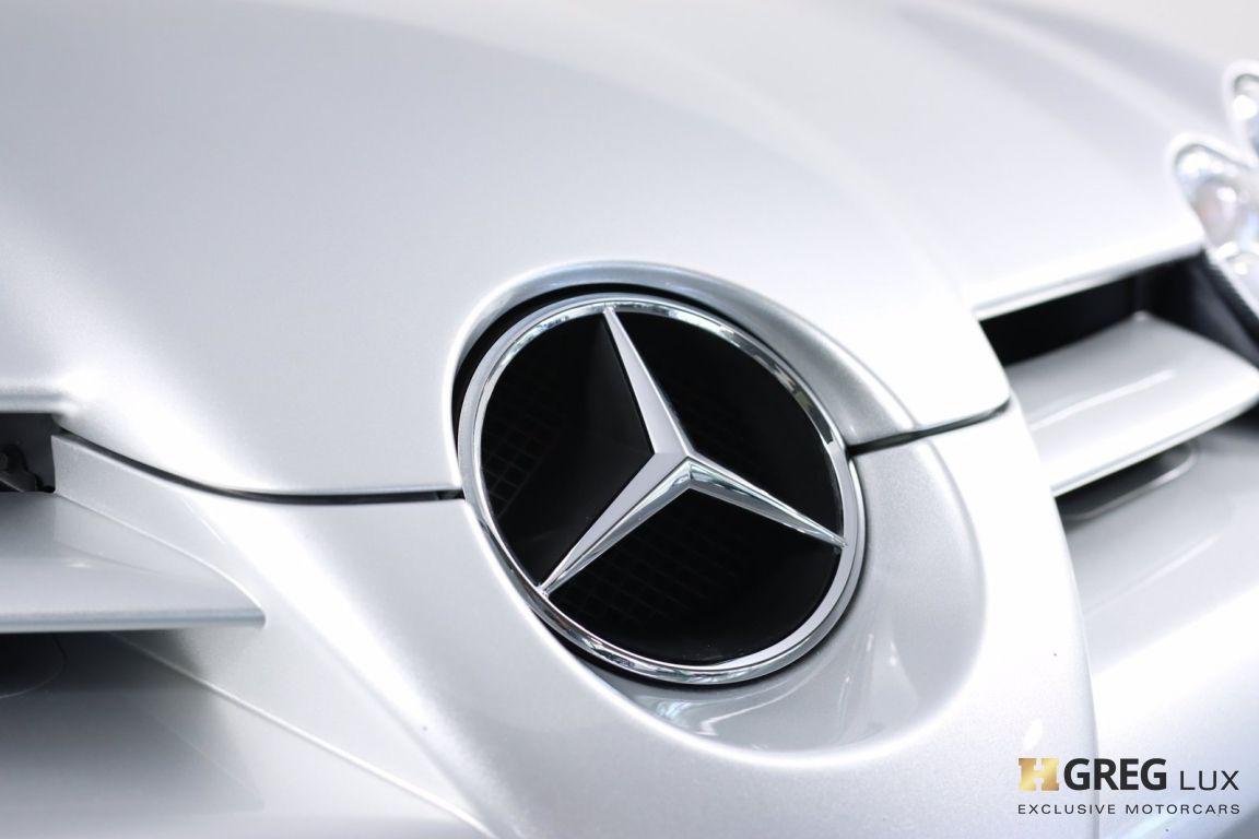 2006 Mercedes Benz SLR McLaren  #7