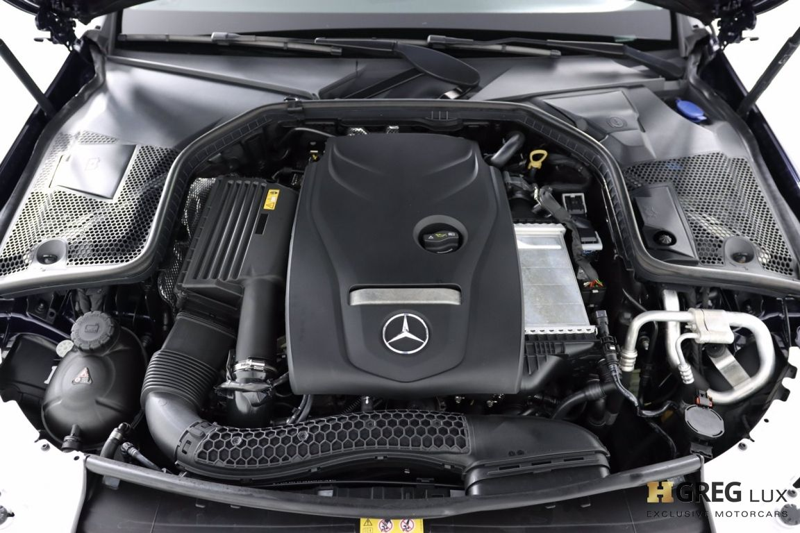 2018 Mercedes Benz C Class C 300 #61