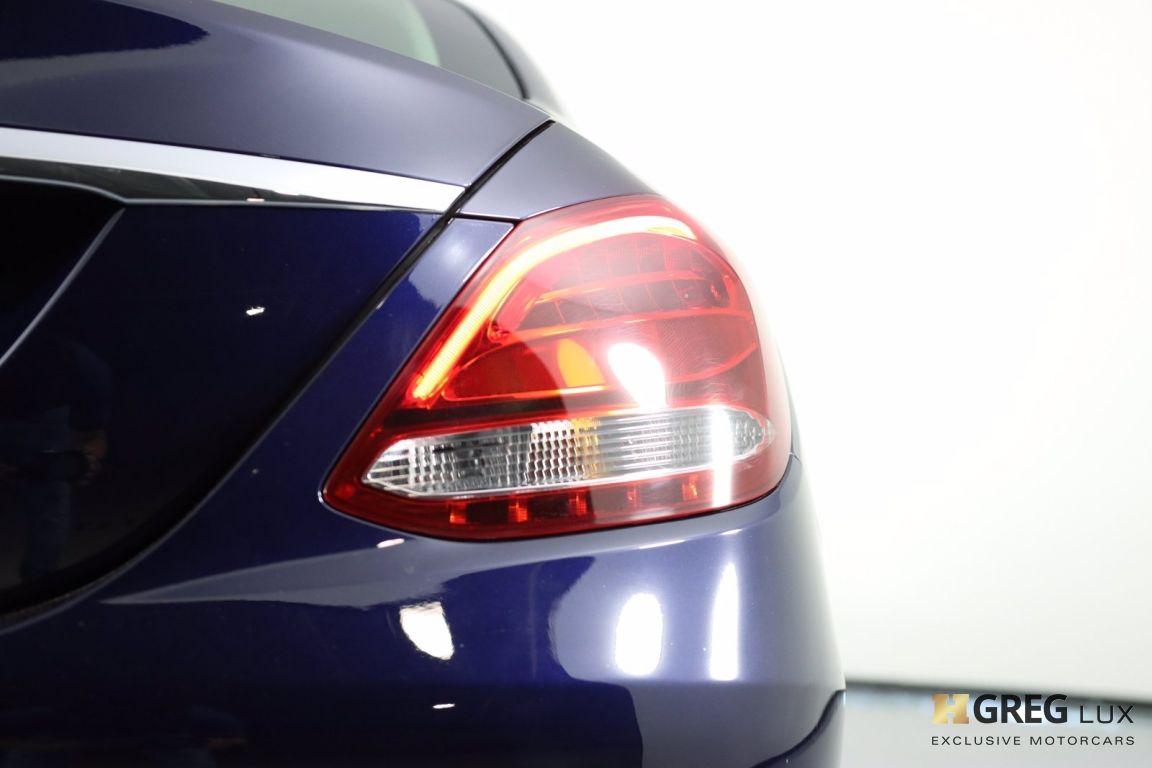 2018 Mercedes Benz C Class C 300 #19